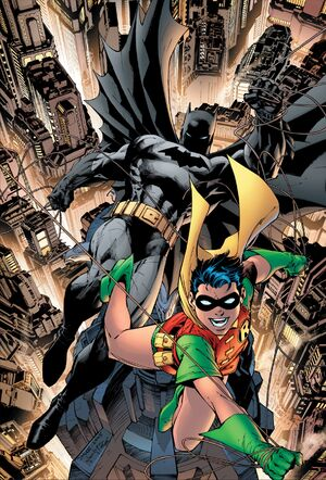 Cover for All Star Batman and Robin, the Boy Wonder #