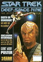 DS9 Poster Magazine issue 13 cover