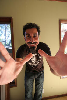 SerjTankian 2007