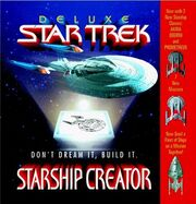 Star Trek Starship Creator Deluxe