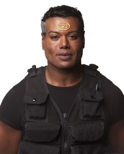 Teal&#39;c Ark of Truth