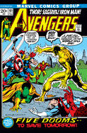 Avengers Vol 1 101
