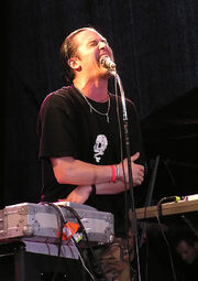 Mike Patton with Fantmas Quart Festival Norway 2005