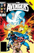 Avengers Vol 1 261