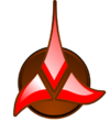 Emblem des Klingonischen Hohen Rates
