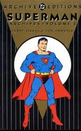 Superman Archives, Volume 2
