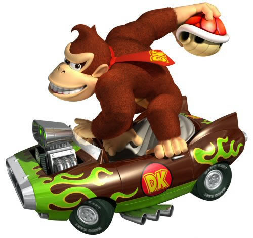 Donkey Kong - The Mari...