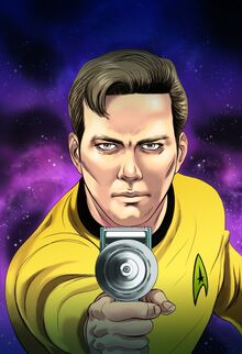 Star Trek The Manga 3