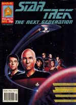 Marvel TNG magazine issue 5 cover
