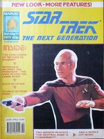 Marvel TNG magazine issue 9 cover