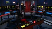 USS Defiant (NCC-1764) bridge