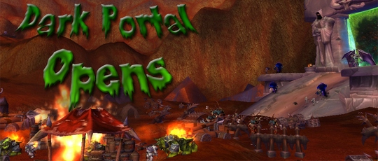 Dark Portal Sign