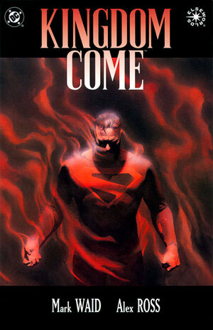Cover for Kingdom Come #4