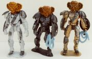 Marauder Mo figures