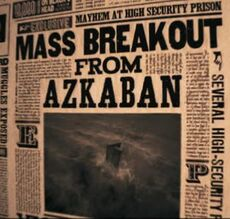 Daily Prophet Azkaban Breakout