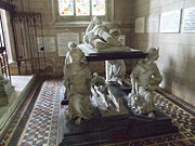 John Hotham Tomb South Dalton