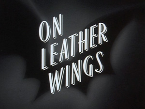 Onleatherwingstitle