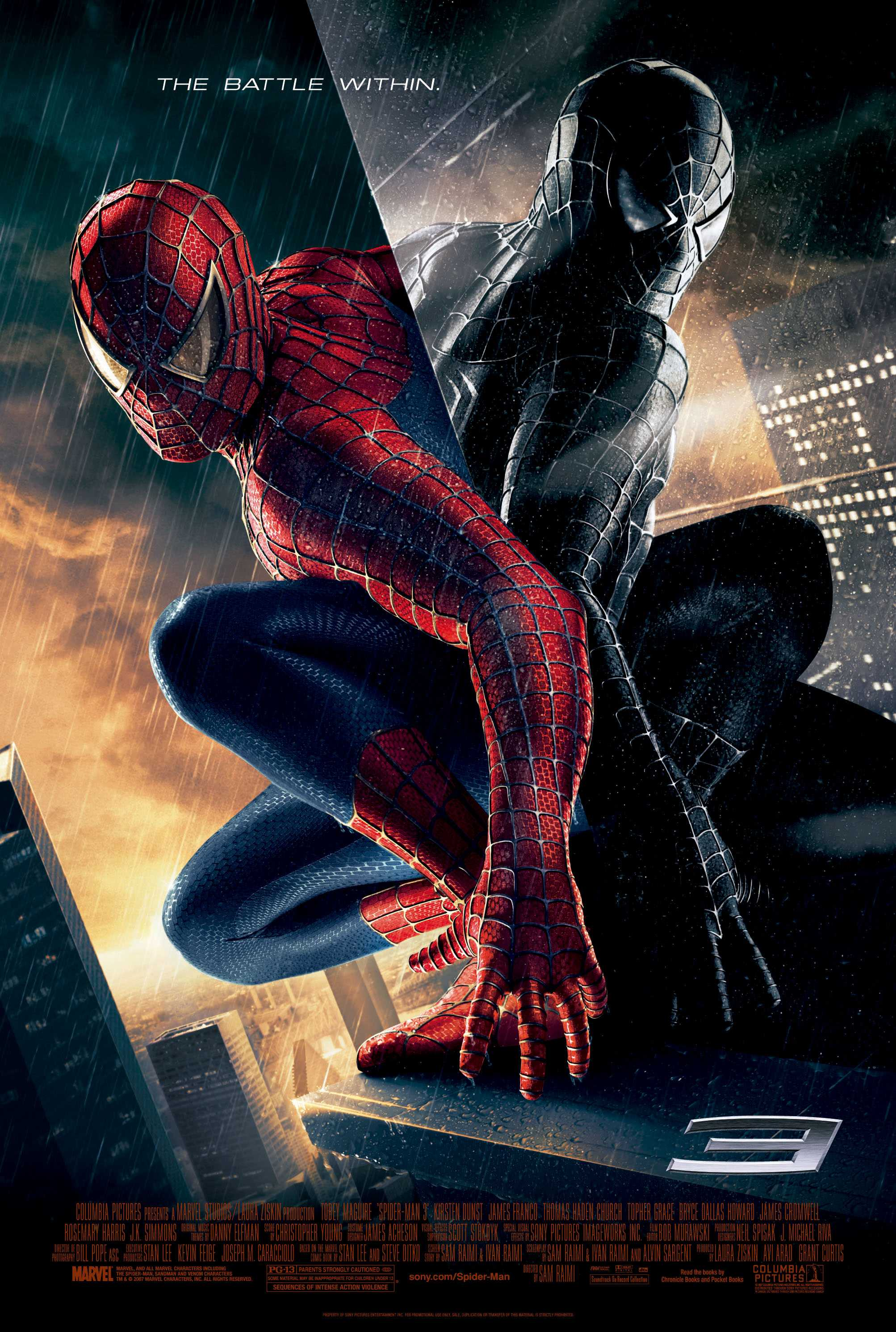 spiderman3 movie