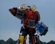 OO Super DriveMax Megazord