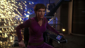 T&#39;Pol at Azati Prime