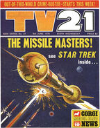 TV21 Issue 37 Cover