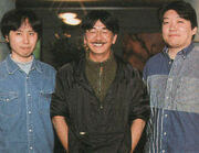 Junya Nakano, Nobuo Uematsu &amp; Masashi Hamauzu