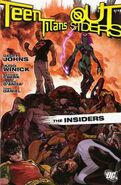 Teen Titans - Outsiders - The Insiders