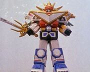 LG Orion Galaxy Megazord