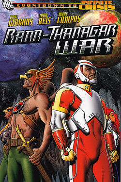 Rann-Thanagar War (trade paperback)