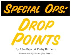 Special Ops Drop Points SWAJ14