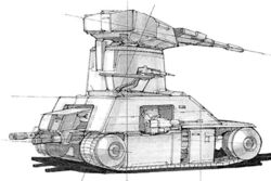 XR-85TankDroid