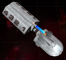 Federation construction ship