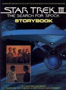 Search for Spock Storybook