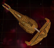 Cardassian construction ship