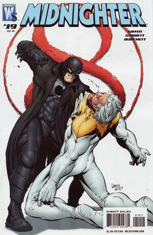 Cover for Midnighter #19