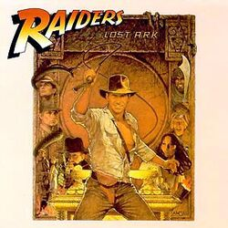 Raiders soundtrack