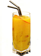 Upgraded Harvey Wallbanger Recipe — Dishmaps