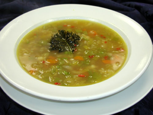 Pepper Pot Soup Jamaican Authentic pepper pot soup recipes —