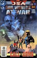 JSA Our Worlds at War 1