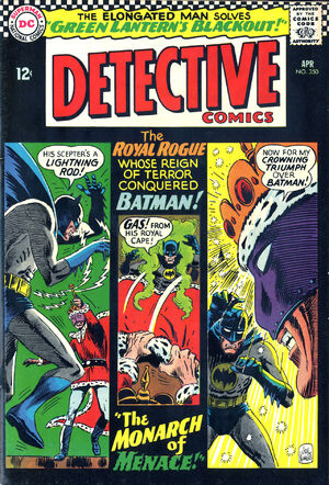Cover for Detective Comics #350