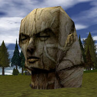 Empyrean Stone Head