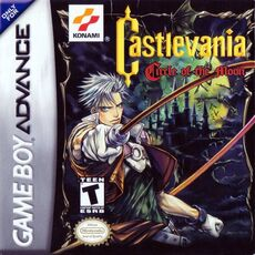 Castlevania Circle of the Moon (NA)