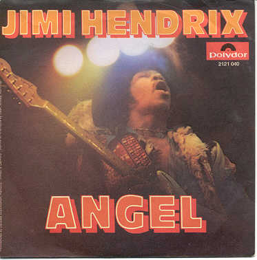 angel jimi hendrix