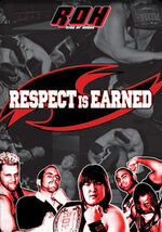 Respect Is Earned Poster