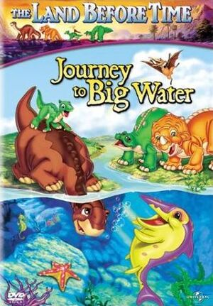 Journey to Big Water DVD cover