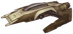 Cutlass-9 patrol fighter SofG