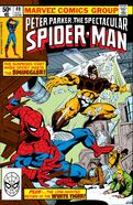 Peter Parker, The Spectacular Spider-Man Vol 1 49