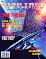 Communicator issue 105 cover