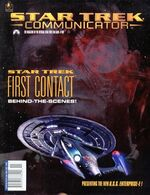 Communicator issue 109 cover