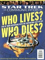 Communicator issue 122 cover